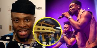 I never threw Killbeatz out of my home – Fuse ODG