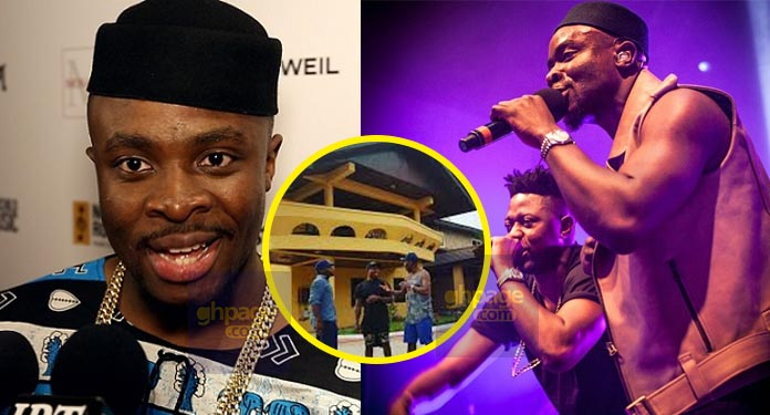 Fuse ODG denies throwing Killbeatz out of his home