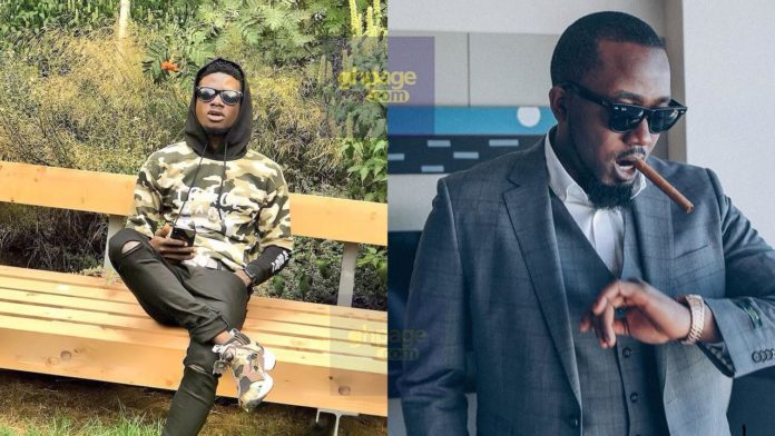 Kuami Eugene features Ice Prince on