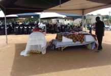 Funeral rites held for 4 Kumasi Flood victims