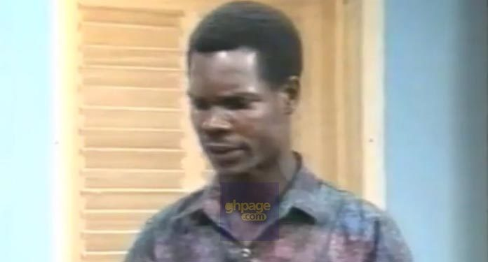 Kunto Blankson's wife narrates how the veteran actor committed suicide