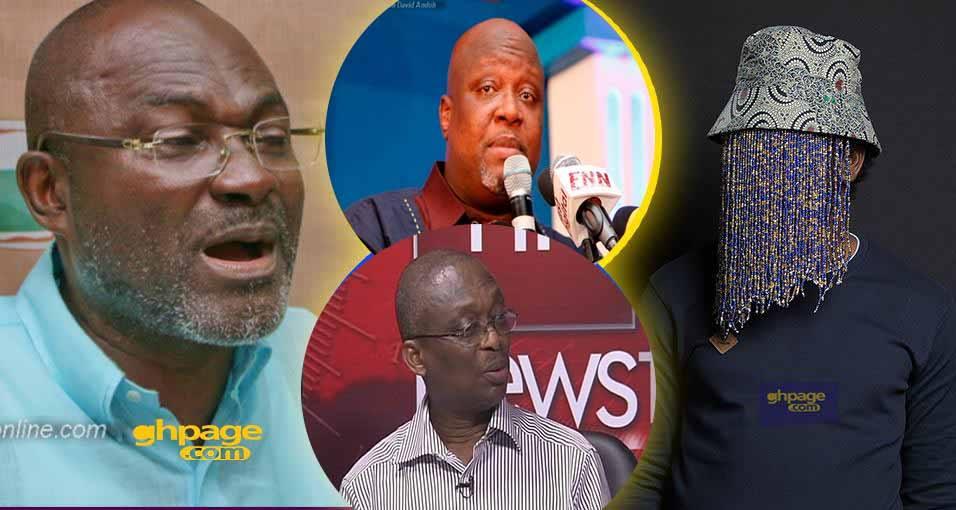 'Looming Danger' as Ken Agyapong threatens to expose Kwame Sefa Kayi