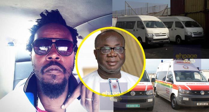 Video: Stop defending politicians, they lack common sense - Kwaw Kese fires again
