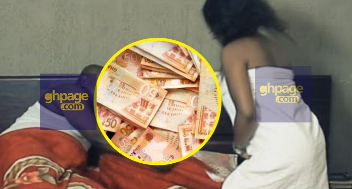 Married woman recounts how her husband allows her to sleep with wealthy men for money