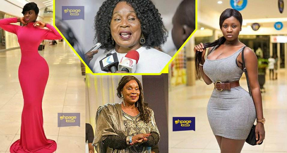Maame Dokono explains why Female celebrities are not getting men to marry