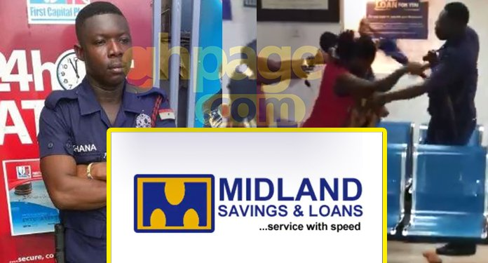 Midland Savings and Loans apologises to brutalised woman and her baby