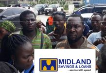 Midlands assault: Customers troop Midlands to withdraw their savings