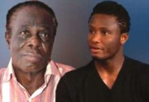 My son hasn't spoken to me in 5 years - Mikel Obi's Father