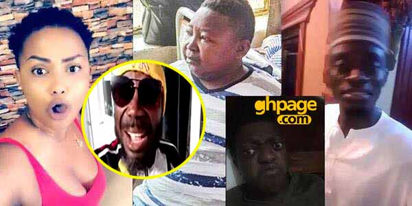 Nana Ama Mcbrown, Lilwin, Big Akwes and Sunsum jam to Wayoosi's testimony
