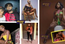 Nana Yaw Jamaican, the girl in Lord Paper's music video's new photos shows how beautiful she has grown