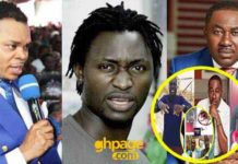 Karma: Angel Obinim's boy blast Despite Group for calling Evangelist Addai mad