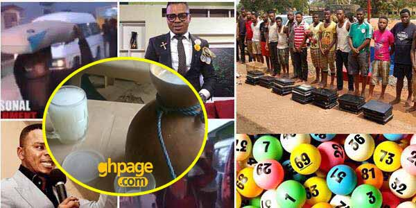 Man reveals how Obinim and co get their lotto numbers to give to their congregants