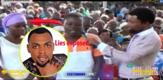 """Reverend Obofuor exposed as """"Contracted"""" couple's testimony in his church contradict each other's"""