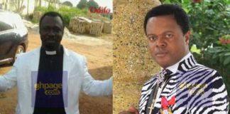 Audio: 'Woni tw3asiri' - Rev Agya Dan and Obotan trade hot insults on live radio over who's fake