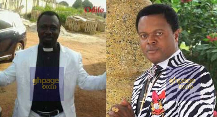 Two popular Ghanaian prophets trade hot insults on live radio over who's fake