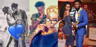 Is Ebony's former boyfriend dating her replacement, Wendy Shay?