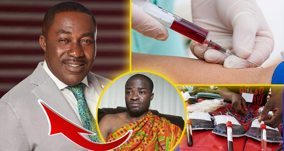 Blood donations are not used for rituals – National Blood Service