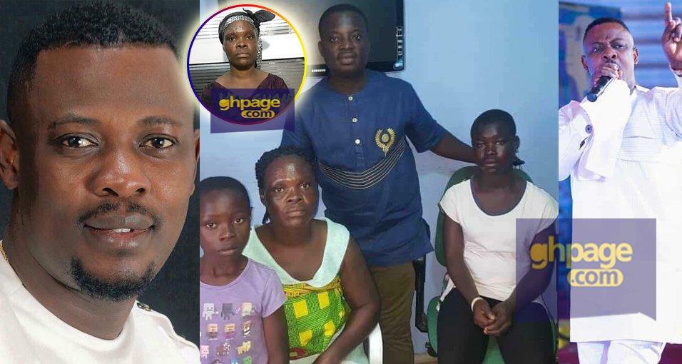 I'll sponsor your kid's education – Prophet Nigel to woman beaten by police