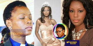 Former Miss Ghana and Popular Fashionista turns a reverend pastor