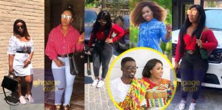 12 unseen photos of Nana Appiah Mensah's wife that prove why NAM1 fell for her