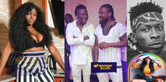 I can never date Shatta Wale because I love clean guys - Singer