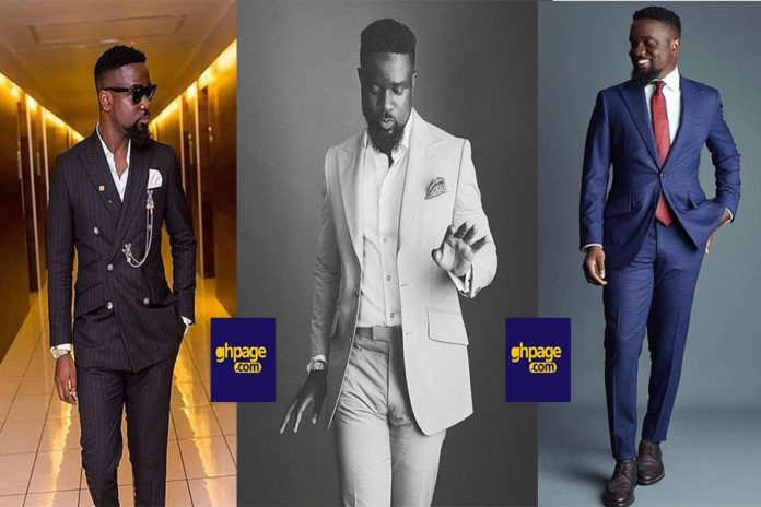 Ghanaian Rapper Sarkodie feels forgetting everybody