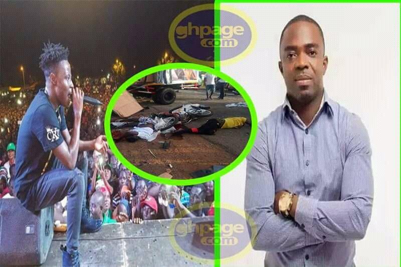 The accident can not kill Fancy Gadam's career – Sammy Flex