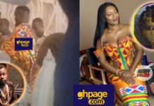 Music producer blames Sarkodie for leaked poor wedding photos