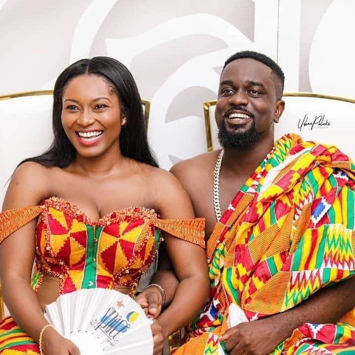 Sarkodie and Tracy shares emotional love video as their ...