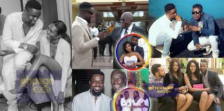 High profiled personalities expected at Sarkodie and Tracy's wedding