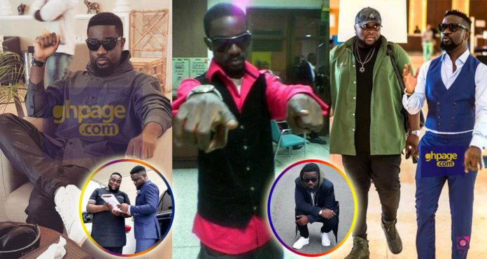 Sarkodie's manager chronicles the beginning of Sarkodie to becoming a global artist