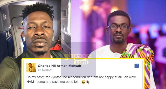 Am not treated well at Zylofon - Shatta Wale cries