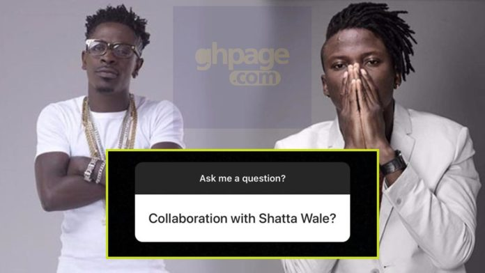 Stonebwoy and Shatta Wale set to release a song soon