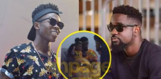 Strongman part ways with Sarkodie's Sarkcess Music after three years