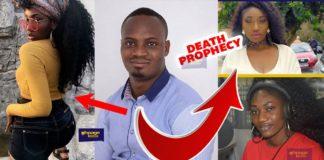 Wendy Shay will be buried in Nurse's Uniform – Prophet Prophecies Doom