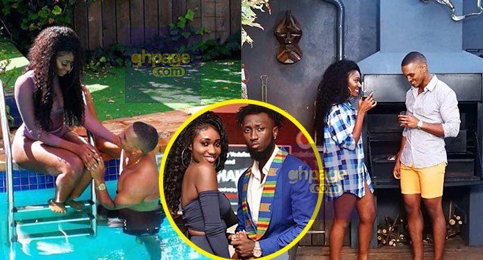 Wendy Shay shows off her handsome boyfriend after rumours of dating Ebony boyfriend