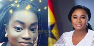 Charlotte Osei daughter turns a year older today