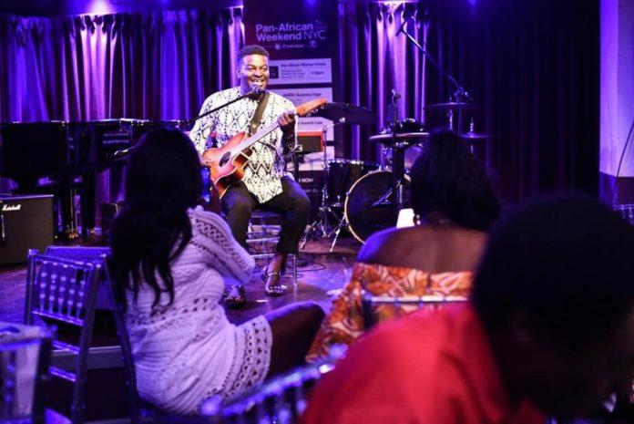 Kumi Guitar wins award for best Highlife in USA