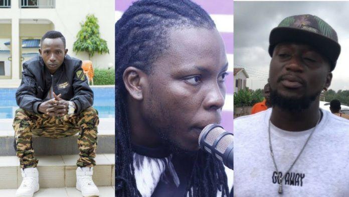 Swedru artiste blast Edem calls him ugly