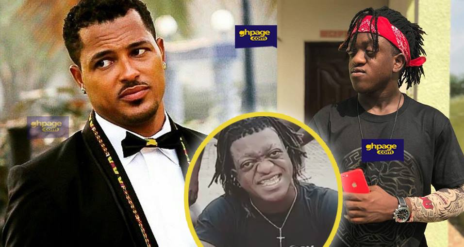 Van Vicker surprise over Sunsum for calling him names