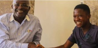 Abraham Attah talks about Hon. Kennedy Agyapong