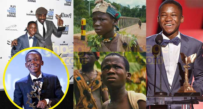 Abraham Attah sheds light on his life before stardom