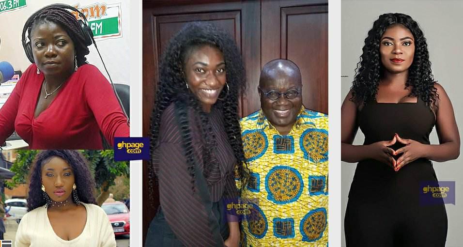 Adom FM's Afia Pokuaa hits hard on Wendy Shay and Nana Addo