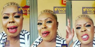 Afia Schwarzenegger shares her view on the no support from Nigerians towards Ghanaian acts