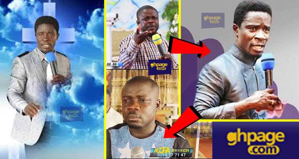 'You have low sperm count and can't give birth' – Agya Nkuto insults Akwasi Awuah and it's so bad