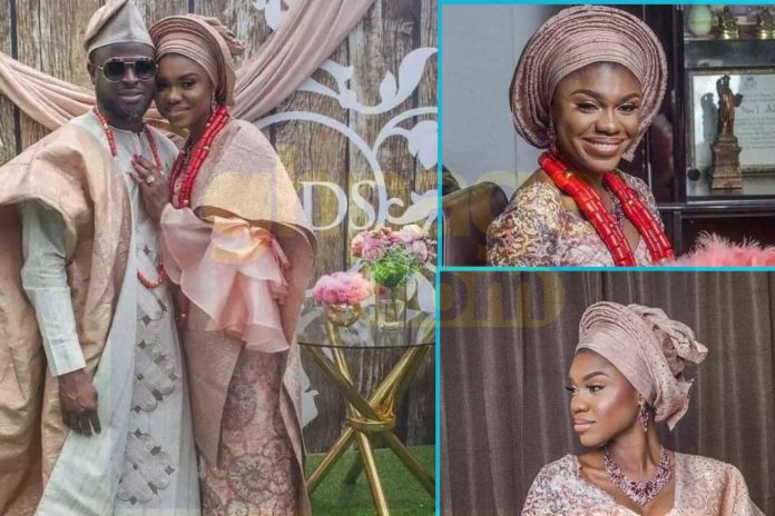 Becca releases more photos from her Traditional marriage
