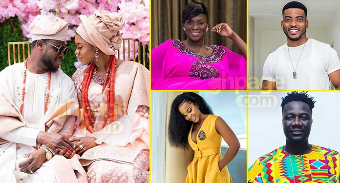 Reason why some of Becca's colleagues at Zylofon did not attend her wedding revealed