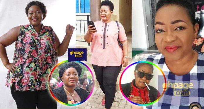 My second husband asked me to choose between him and my career and I chose my Career - Christiana Awuni