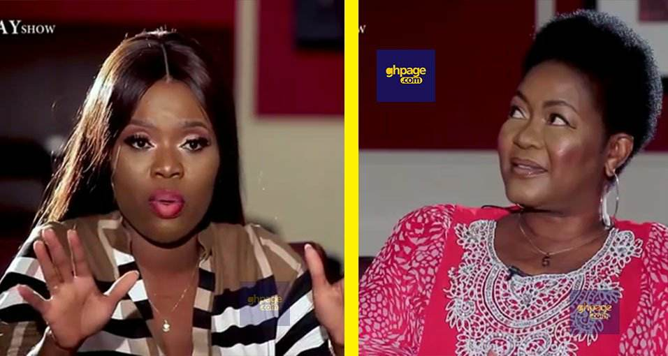 Christiana Awuni narrates how she ended up in Concert Party those days