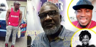 DKB blast Ebony's father over claims that he took GHC1,000 to perform at her Tribute Concert[Video]